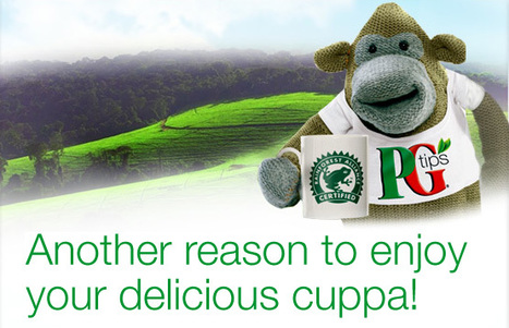 Unilever Encourages Brits to Recycle Those Millions of Tea Bags | Brand Marketing & Branding | Scoop.it