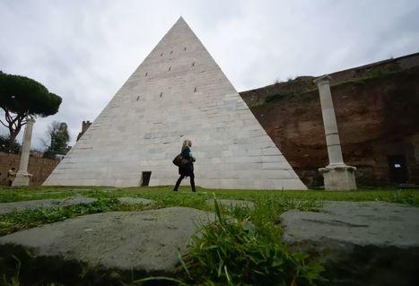 Limpian pirámide de 2.000 años en Roma | Mundo Clásico | Scoop.it