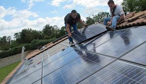Un panneau photovoltaïque est-il dangereux en cas d'incendie ? | Immobilier | Scoop.it