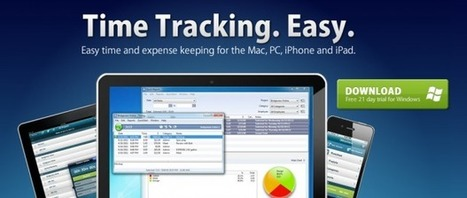 OfficeTime for Tracking Your Hours | IPAD APPLICATIONS FOR TEACHERS | Scoop.it