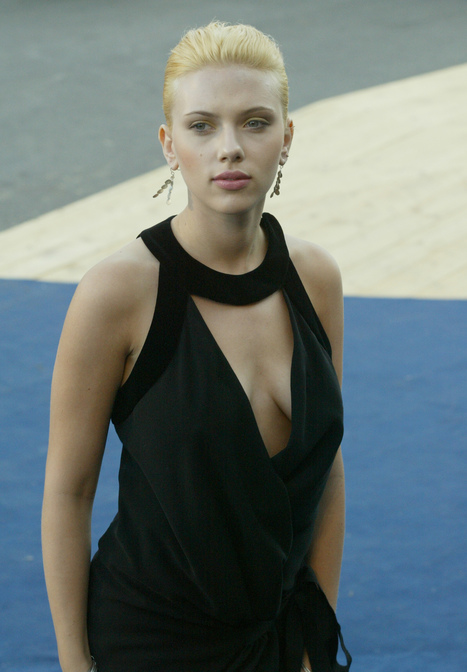 Scarlett Johansson Hot Red Carpet PHOTOS, 'The Avengers' Star Best Looks - Enstarz | From the red carpet! | Scoop.it