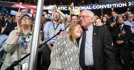Jane Sanders: Why Bernie Voters Shouldn't Get Over It | affective labor | Scoop.it