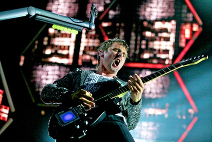 Muse announce more 2013 tour dates | Muse Rock Band | Scoop.it