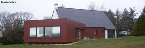 L'ossature bois, solution privilégiée pour les extensions d'habitats | Conseil construction de maison | Scoop.it
