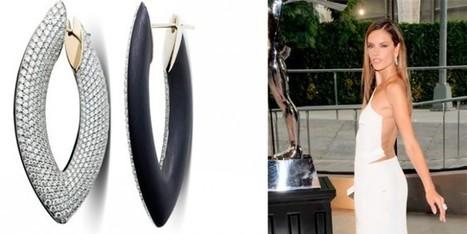 Alessandra Ambrosio: abito bianco sexy e i diamanti di Vhernier - Sfilate | fashion and runway - sfilate e moda | Scoop.it