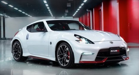 45 years of the 2015 Nissan 370Z - Torque News | Nissan Cars | Scoop.it