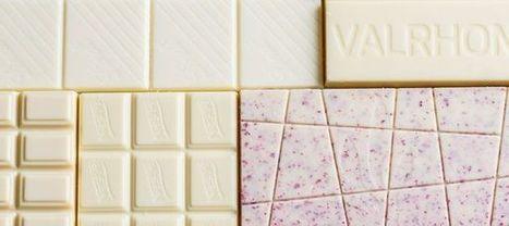 Le chocolat blanc ne broie plus du noir | Gastronomie Française 2.0 | Scoop.it