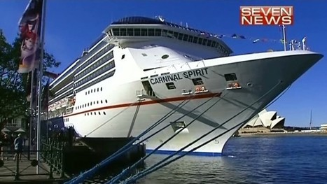 2 cruise line passengers missing off coast of eastern Australia | Gov&Law-Jack T. Nelson | Scoop.it
