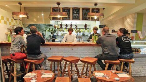 Balade gourmande au marché Saint-Martin - Le Figaro | Food | Scoop.it
