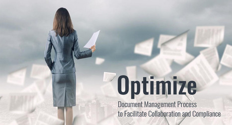 Optimize Document Management Process to Facilitate Collaboration and Compliance | BPO Services India | Hi-Tech BPO Services | Scoop.it