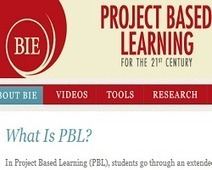 Education World: Site Review: Project-Based Learning for the 21st Century | Education technology info | Scoop.it