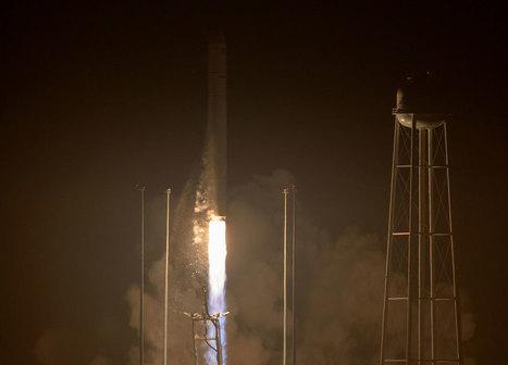 Orbital ATK's Antares Returns to Flight - SpaceRef | New Space | Scoop.it