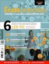 Une étude montre que les médias sociaux participent aux apprentissages informels | École branchée | R-e-cherches, publications, présentations | Scoop.it