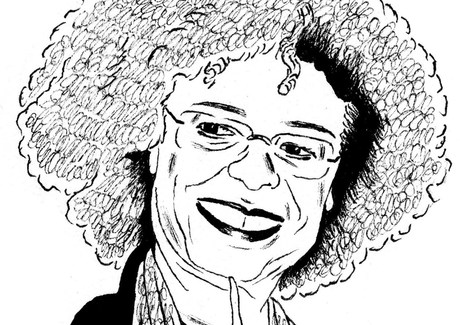 A Q&A With Angela Davis on Black Power, Feminism and the Prison-Industrial Complex | Activismes | Scoop.it