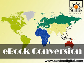 Digital Content Conversion & Publishing: eBook Conversion Companies in India and in other Asian countries | Digital Publishing | Scoop.it