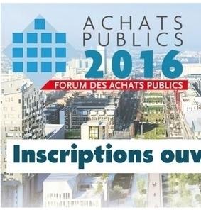 Achats Publics 2016   Gestion des e-achats   Scoop.it