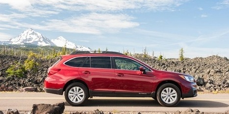 Why Subaru created a niche market aimed squarely at adventure seekers   Marketing Automobile ( marketing, business et strategie)   Scoop.it