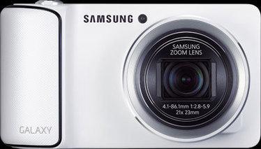 Samsung Galaxy Camera 4G: Digital Photography Review | foteka | Scoop.it