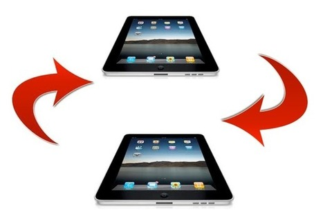 12 pieces of advice about sharing classroom iPads - EdTech Avenger -  Jimmy Juliano | Teaching Tips and Ideas | Scoop.it