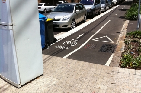 How Bike Lanes can Boost the Economy | This Big City | Recreational cycling | Scoop.it