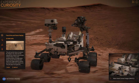 Explore the Surface of Mars With NASA's Latest Web Tools | Curriculum resource reviews | Scoop.it