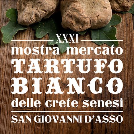 Mostra del Tartufo Bianco – Dal 29 Ottobre al 13 Novembre 2016 a San Giovanni d'Asso | SemioFood | Scoop.it