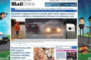 Mail Online is like 'journalism crack' says editor - Media Week (registration) | Multimedia Journalism | Scoop.it