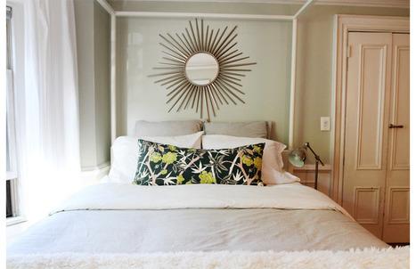 Get the look : une élégante chambre d'ami | DecoCrush blog déco, idées déco | décoration & déco | Scoop.it