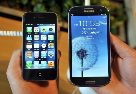 Apple ends 2013 with 41.8% US smartphone share, Samsung hits 26.1%; Android back to losing share | Technology in Business | Scoop.it
