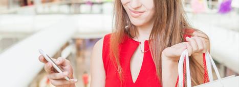 Los móviles siguen cambiando los hábitos de compra en las tiendas físicas | Mobile Technology | Scoop.it