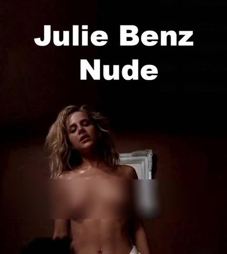 Julie Benz Nude In A Scene From Dexter | Famous Naked Celebrities | Scoop.it
