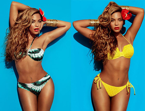 ENTERTAINMENT DAILY.: Beyonce Looking Smoking Hot H&M Ad Campaign Showing Her Bikini Bod | ENTERTAINMENT DAILY. | Scoop.it