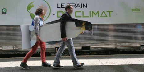 Photos : le Train du Climat a fait escale à la gare de Toulouse - Objectif News (Blog) | Le Séquestre | Scoop.it