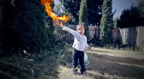 Baby Korra Video Features Real Life Young Avatar - ComicsAlliance | Animation News | Scoop.it