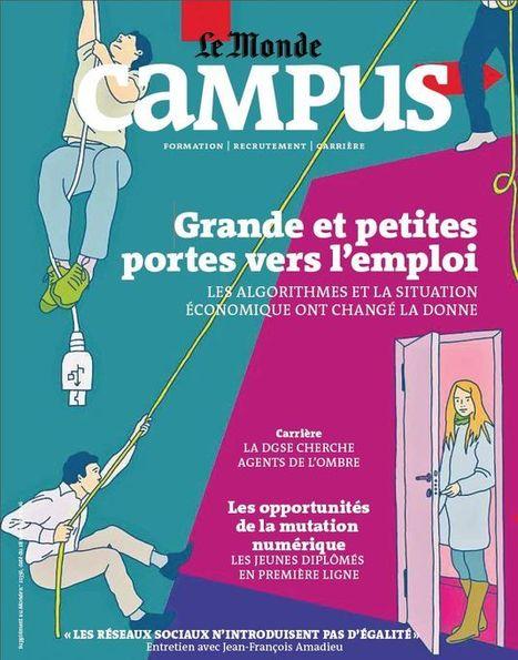 Le Monde-Campus - 28/11/2016   Infothèque BBS Brest - L'actualité des revues   Scoop.it