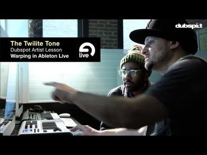 The Twilite Tone - Dubspot Artist Lesson: Warping in Ableton Live w/ KIVA | Dubspot Blog | Audio Software | Scoop.it