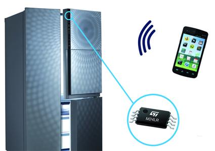 Premier réfrigérateur RFID/NFC sans contact en Corée | la NFC, ça vous gagne | Scoop.it