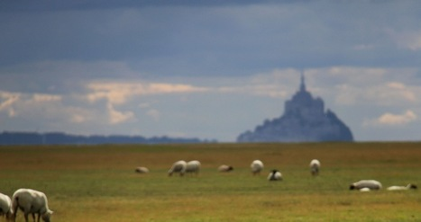 Breton ou normand, le Mont-Saint-Michel ? | Revue de Web par ClC | Scoop.it
