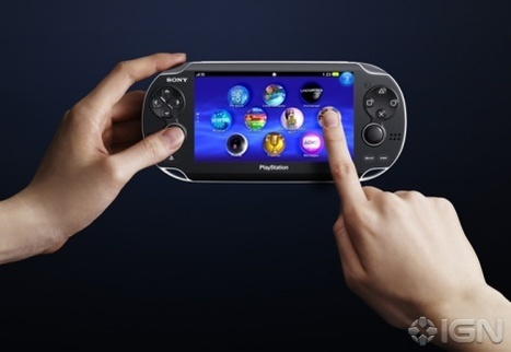 E3 2011: Sony NGP: Augmented Reality Done Right - IGN   Augmented Reality News and Trends   Scoop.it