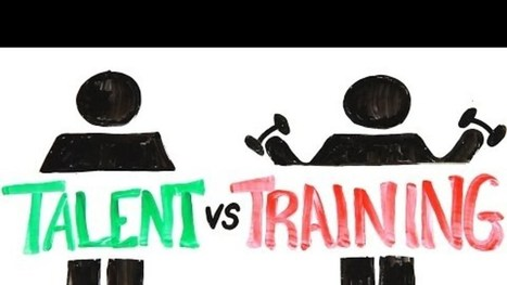 Talent Can Be Trained, but Some People Respond Better than Others | Talent Management and Generation Y | Scoop.it