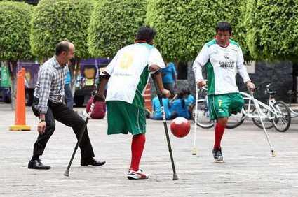En pobreza, 75% de las personas con discapacidad en México: Conadis   Diversifíjate   Scoop.it