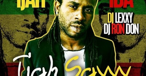 "Ijah Iba Debuts ""Ijah Sayyy"" Mixtape Hosted Dj Ron Don & Dj Lexxy From Bass Odyssey Sound 