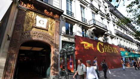 Cara Delevingne et Inès de La Fressange à Grévin | www.directmatin.fr | Ce qui se dit sur le(s) musée(s) Grévin...... | Scoop.it