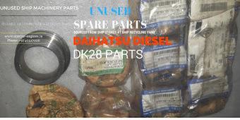 Daihatsu DK28 Spare Parts | Marine Engines Motors and generators | Scoop.it