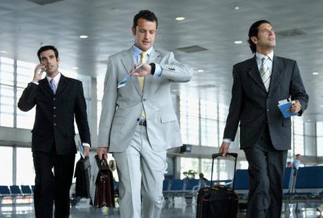 Revealed: Mobile Device Habits of Business Travellers | Tecnologie: Soluzioni ICT per il Turismo | Scoop.it