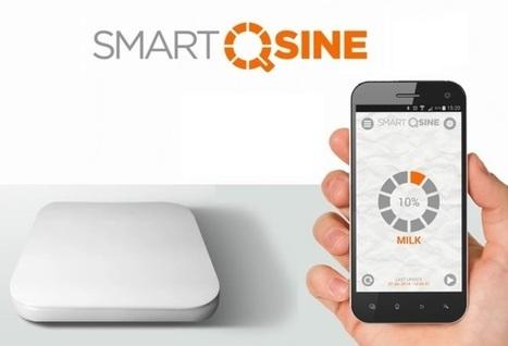SmartQsine - 1er système capable de dire ce qu'il manque | Hightech, domotique, robotique et objets connectés sur le Net | Scoop.it