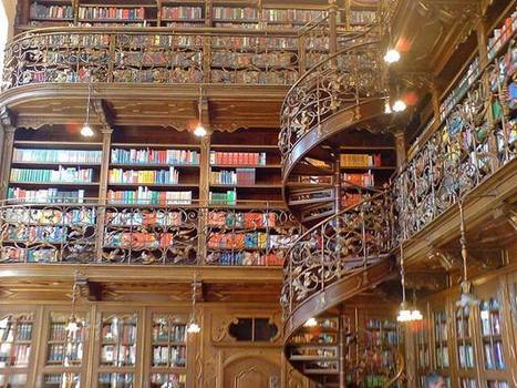 Amazing Libraries around the World | Law Library in Munich | Facebook | Library Collaboration | Scoop.it