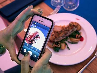 At Birds Eye's pop-up restaurant in Soho you pay by taking a picture of your food   News   LondonlovesBusiness.com   Interesting Marketing   Scoop.it