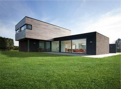 Le bois, matériau de construction du 21ème siècle… | Architecture et Ingénierie bois | Scoop.it