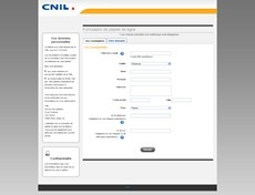Vous souhaitez supprimer vos données personnelles sur internet : ayez le réflexe « plainte en ligne » ! - CNIL - Commission nationale de l'informatique et des libertés | TICE, multimédia, droit & droits d'auteur | Scoop.it